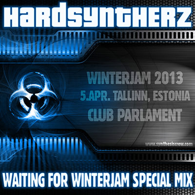 Hardsyntherz - Waiting For Winterjam Special Mix