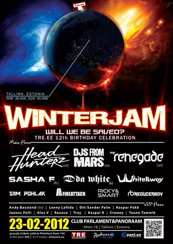 Winterjam 2012