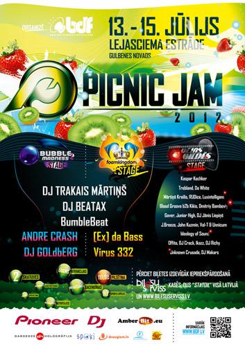 Picnic Jam 2012