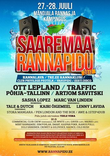Saaremaa Rannapidu 2012