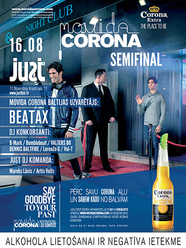 Movida Corona 2013 Semifinal
