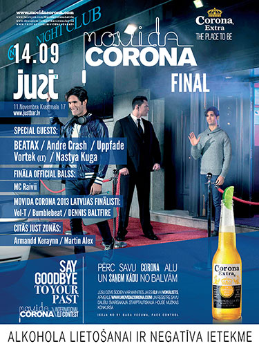 Movida Corona 2013 National Final